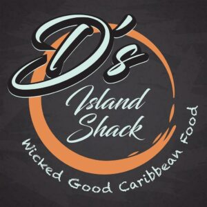 D's Island Shack logo